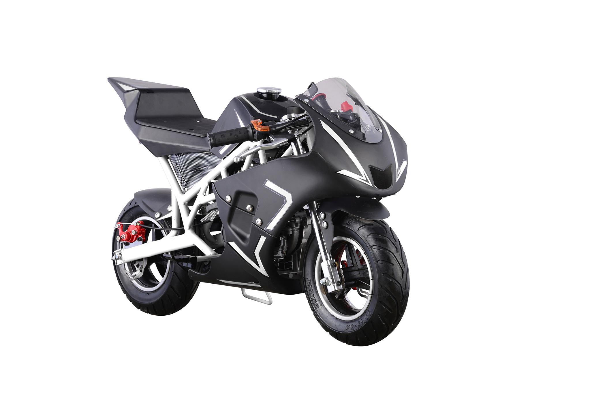 Gobowen - Gas Pocket Bike